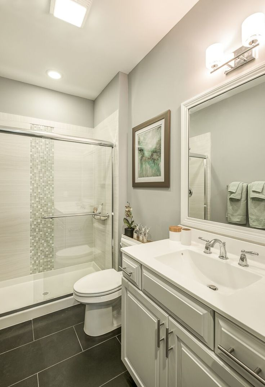 31 best Monument Walk Model Home images on Pinterest ... on Model Bathroom Ideas  id=55238