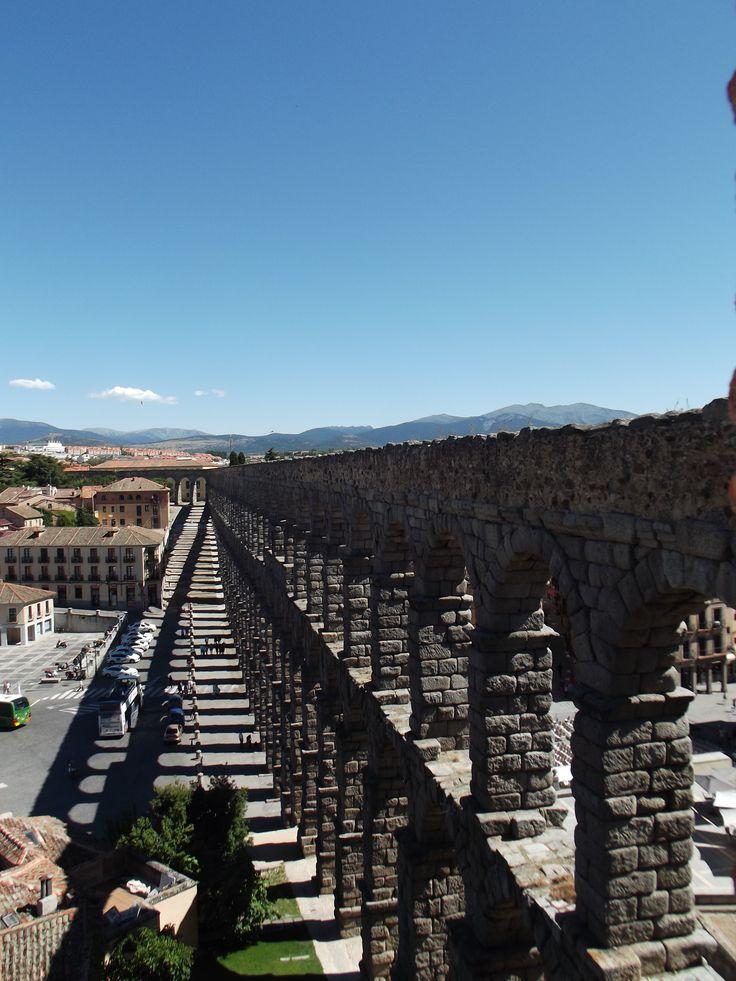 Aqueducto - Segovia