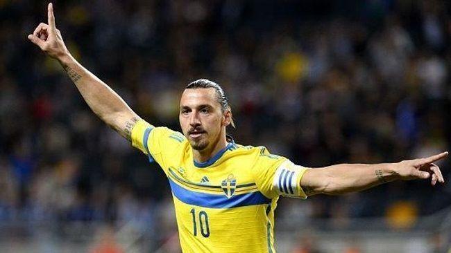 """Ilie Cebanu """"nastrzelił"""" Zlatana • Mołdawia vs Szwecja • Dziwny gol Zlatana Ibrahimovicia w Eliminacjach Euro 2016 • Wejdź i zobacz >>"""