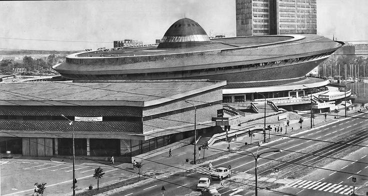 """""""Spodek"""", Katowice 1972"""