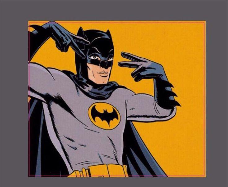 Old School Gangster Batman
