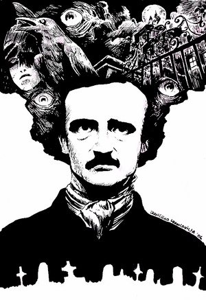 """edgar alan poe s annabel lee vs When comparing the two poems """"daddy,"""" by sylvia plath and """"annabel lee,"""" by edgar allan poe i found that these two particular poems have many similarities, as well as differences, but i feel that the similarities are more apparent."""