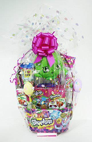 219 best easter baskets images on pinterest easter baskets easter gift baskets shopkins 7 piece gift bundle moose httpwww negle Image collections