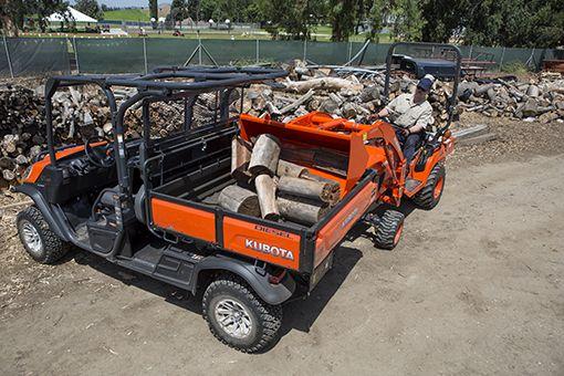 Utility Vehicles - RTVX1140 | Kubota Tractor Corporation