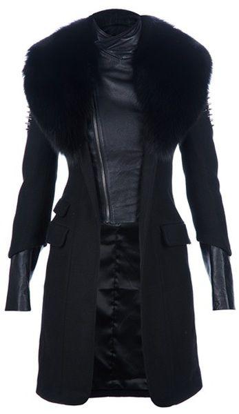 Philipp Plein 02 Black Wool