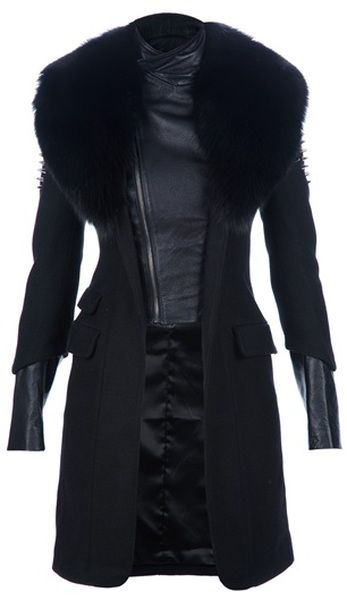 Philipp Plein 02 Black Wool