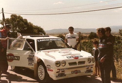 Lancia Delta S4 prototype