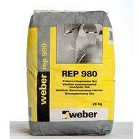 weber REP 980 Betongslemming grå