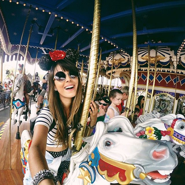 Voltando a ser criança ❤️ #disney #aerodisney15 #gopro