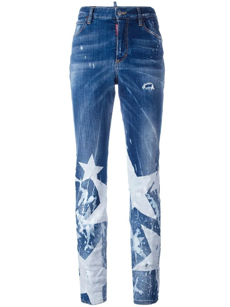 Dsquared2 Los Angeles big star jeans
