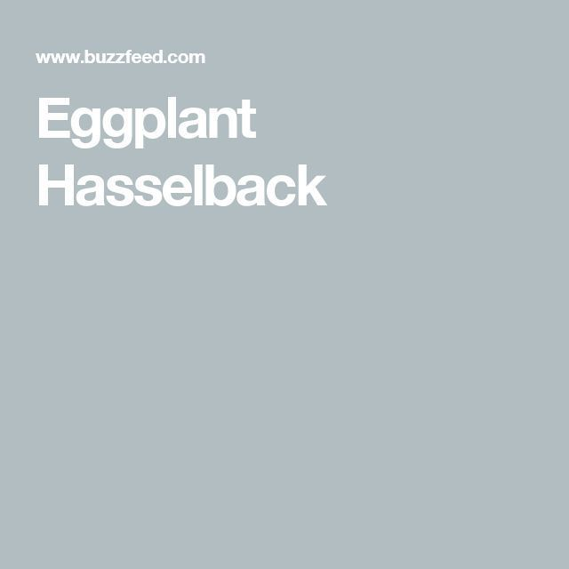 Aubergine Hasselback – Mmmmm – #Aubergine #Hasselback #mmmmm – Make Good Thing …   – Make Good Things