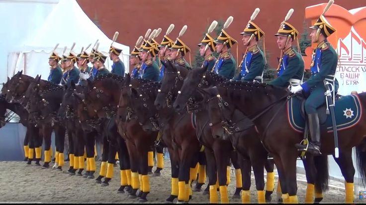 Kremlin Horse Riding School / Кремлевская школа верховой езды