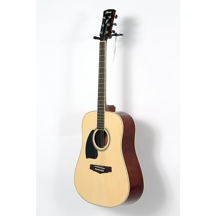 Ibanez Performance Series PF15 Left Handed Dreadnought Acoustic Guitar Natural 190839020895
