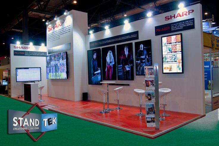 a función principal de un stand ferial es comunicar a los transeúntes feriales qué bienes o servicios pueden obtener de nuestra empresa. www.standtek.com.mx #StandTek