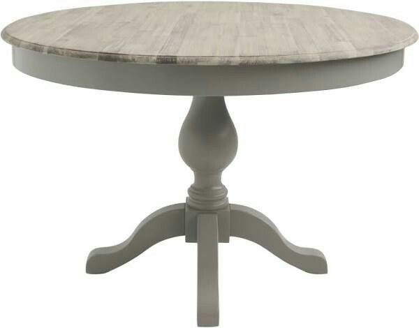 Bedroom furniture direct dove grey table