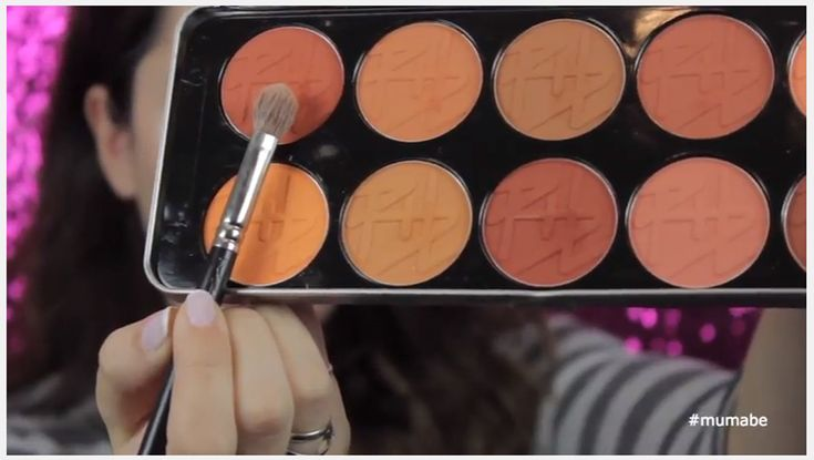 Βήμα βήμα για ένα σούπερ λαμπερό full face make up! VIDEO