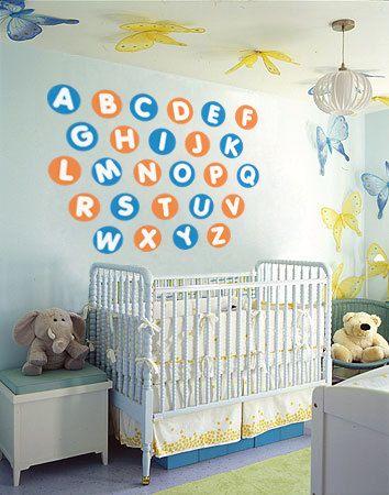 Best Wall Decals Images On Pinterest - Vinyl wall decals alphabet