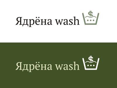 Логотип компании по отмывке денег