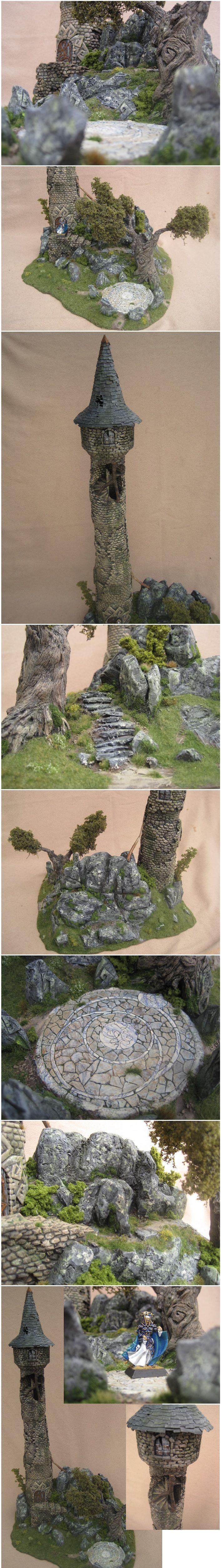 Wizard's Tower - by Zaboobadidoo