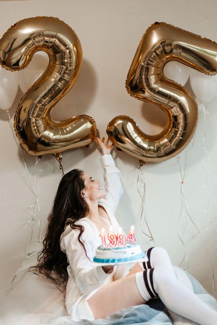 Champagne Poppin' 25th Birthday — Malina Rose in 2020