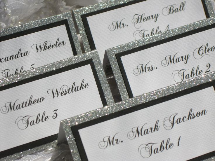 Best 25 Name cards ideas on Pinterest Table name cards Wedding