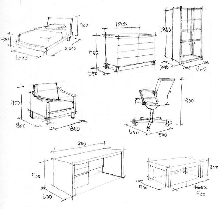 第4回 定期勉強会ご案内 手描きパース講座~家具編 | 手描きのパース検定 企画・推進 | JPA 一般社団法人 日本パーステック協会