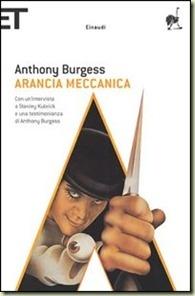 Anthony Burgess, Arancia Meccanica