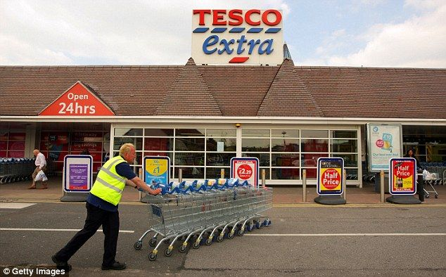 Tesco tries pizza delivery service at South London store
