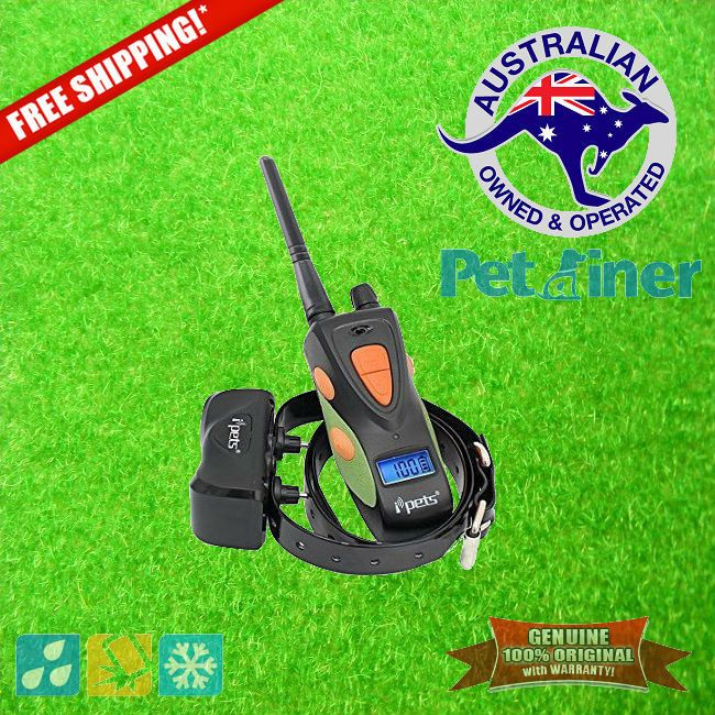 Petrainer PET-617 E-Collar Rechargeable and Submersible