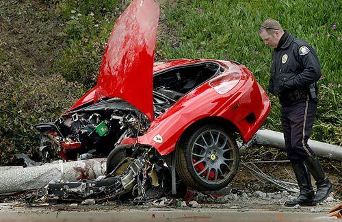 ouch: Cars Crash, Crazycarcrashes1Jpg 500324, Cars Trucks Motorcycles, Cars Accidents, Insanity Cars, Bad Ferrari, Cartruckmotorcycl Showpark, Jegscom Cartruckmotorcycl, Drunk Driving