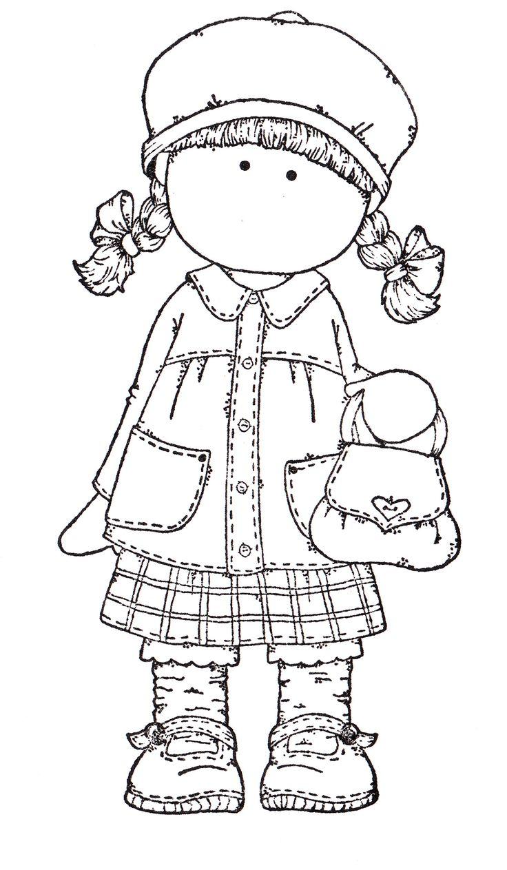 girl w/ purse