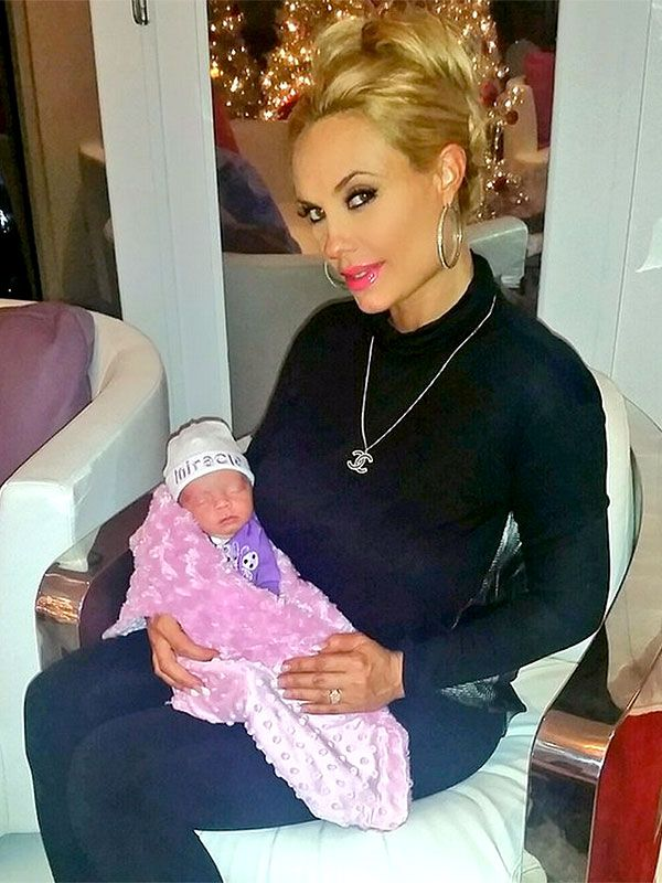 Proud Mommy Coco Austin Shares an Adorable New Photo of BabyChanel