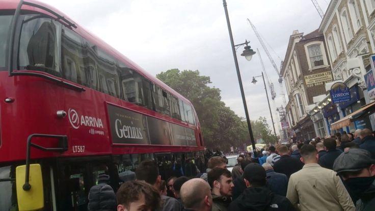 THFC -v- Arsenal - last NLD at White Hart Lane pre- match