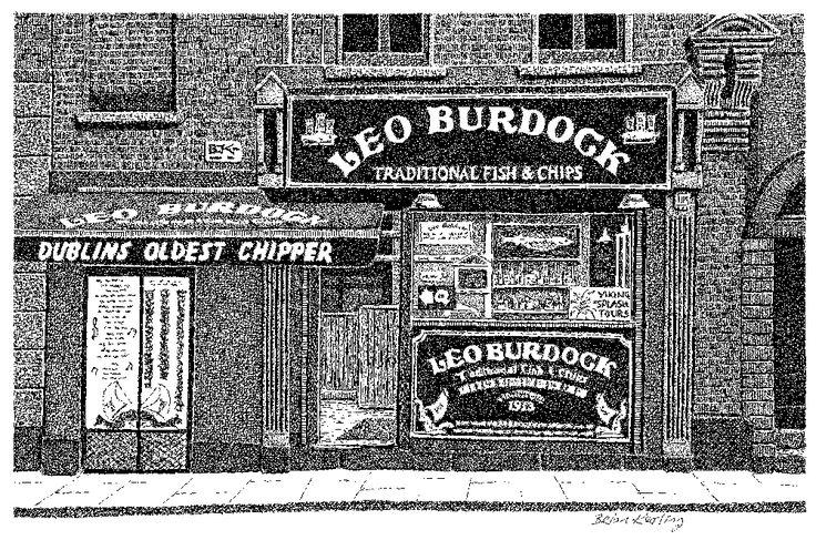 Leo Burdock's, Dublin.