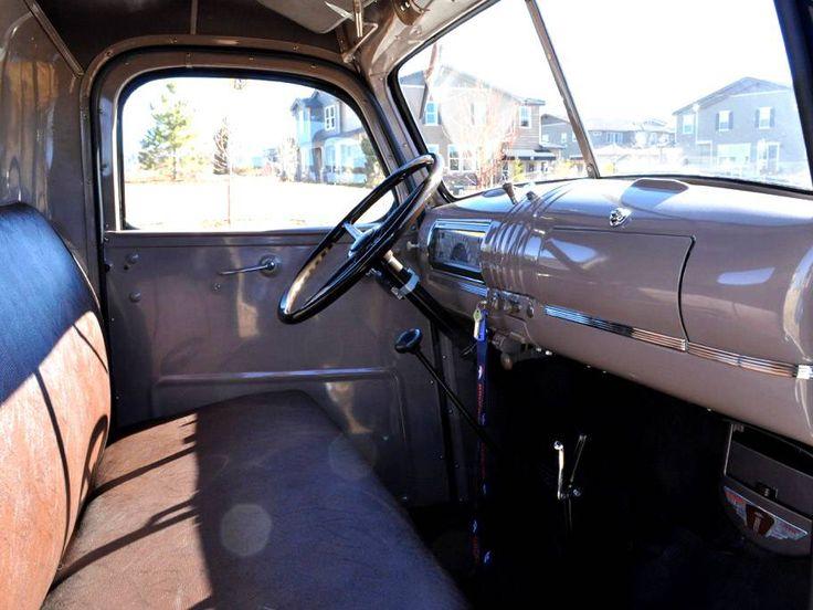 39 46 chevy truck interior trucks pinterest chevy trucks chevy and trucks. Black Bedroom Furniture Sets. Home Design Ideas