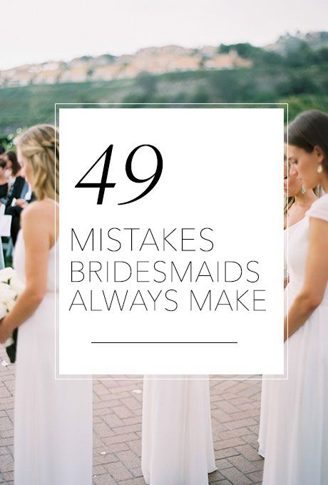 Brides.com: Getting asked to be a bridesmaid can often feel like you just scored the supporting actress role in an Oscar-worthy movie. http://www.rsvpweddingmanager.com/