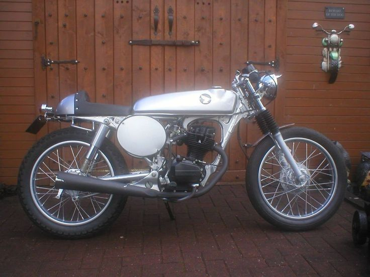CLASSIC CAFE RACER HONDA CG125 | in Tullibody, Clackmannanshire | Gumtree