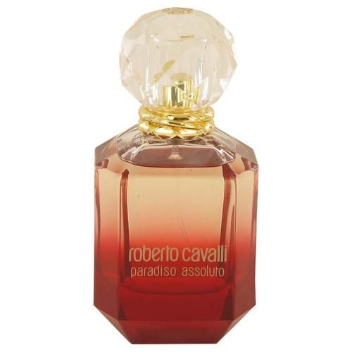 Roberto Cavalli Paradiso Assoluto by Roberto Cavalli Eau De Parfum Spray (Tester) 2.5 oz