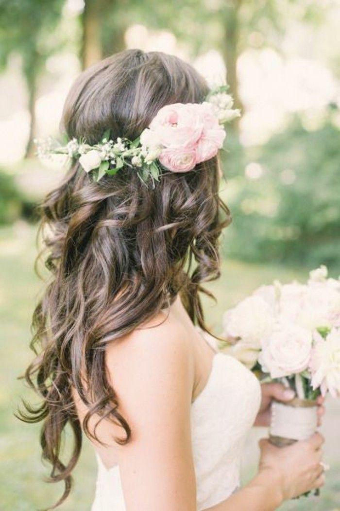 Haarschmuck Mit Blumen Fur Braute 50 Bilder Archzine Net Hair