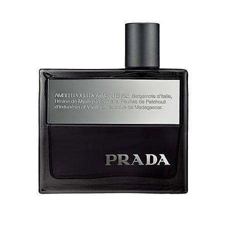 ♥ Prada Amber Pour Homme Intense _design