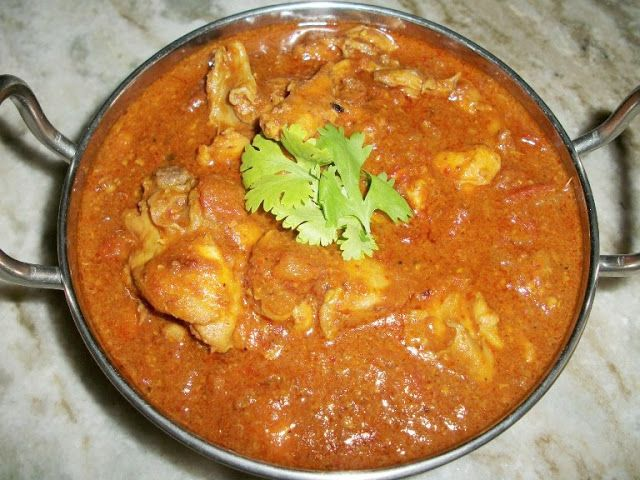 how to make afghani chicken curry