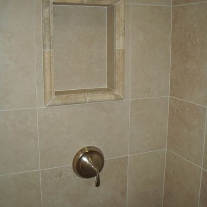 trim in small bathrooms. Classic Travertine Tile Shower Design Ideas  Pictures Remodel and Decor page Trim around cubby 82 best Bathroom redo ideas images on Pinterest Great