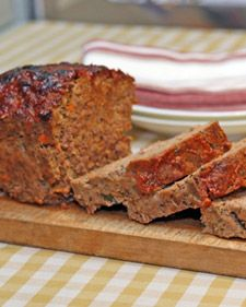 Martha Stewarts Meatloaf....