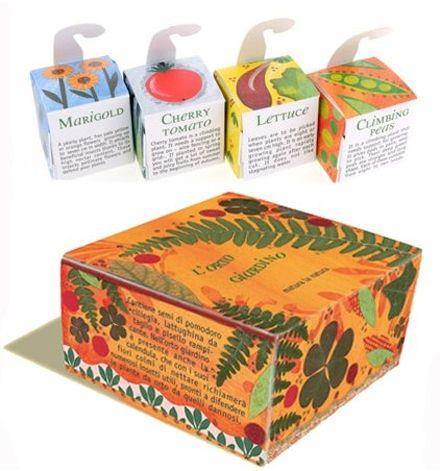 orto giardino idee bomboniere