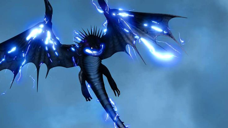 Flightmare how to train your dragon 1 and 2 pictures - Fury nocturne ...