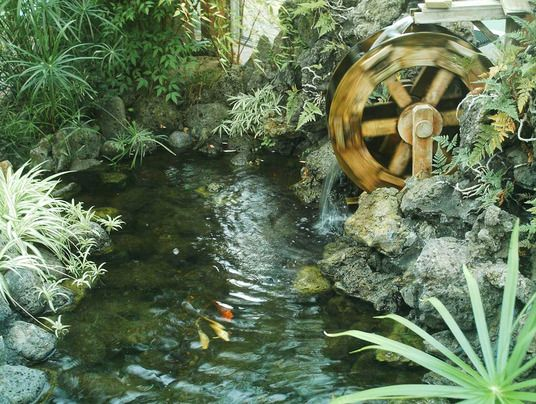 27 Best Backyard Pond And Creek Ideas Images On Pinterest
