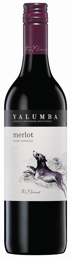 Yalumba Y Series Merlot South Australia wine