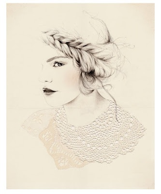 Linen & Lace illustration by Emma Leonard