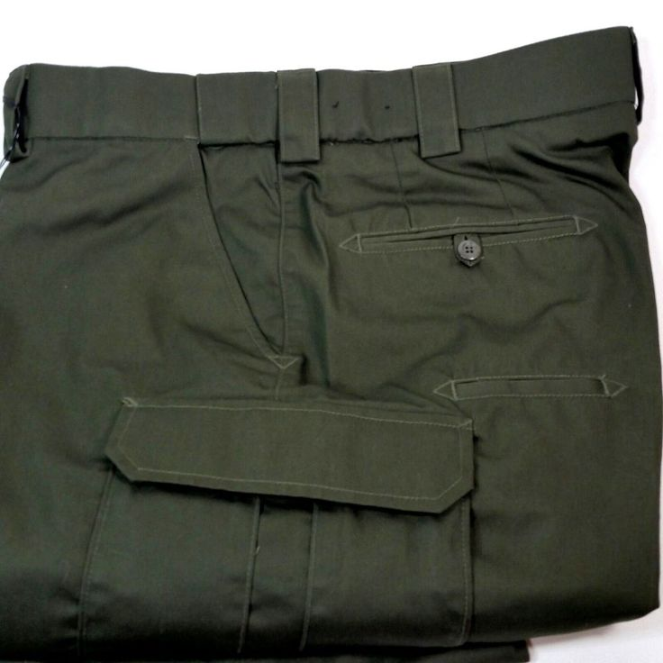 "Color - 890 Sheriff Green. 5.11 Tactical Patrol Duty B Class Pants. Womens Size 20W. Approximate Length - 41"". Approximate Rise - 11"". Approximate Inseam - 29.5"". May Have Been Hemmed. 