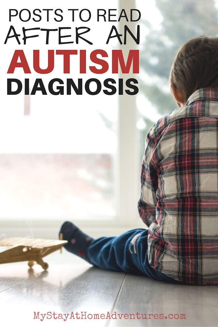 When you first get your child's autism diagnosis, it can be crazy overwhelming…
